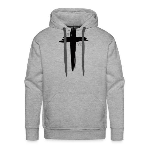 GOD BLESS - Sudadera con capucha premium para hombre