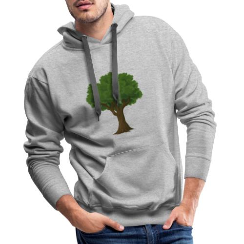 Tree / Baum - Männer Premium Hoodie