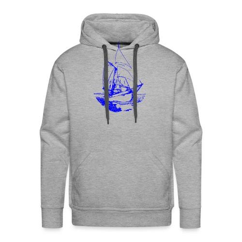 Siluette GIF - Männer Premium Hoodie