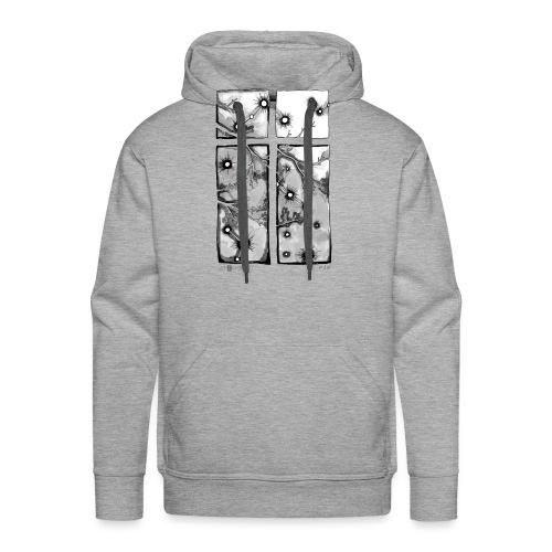 Für immer und ein Tag (grau) - Männer Premium Hoodie