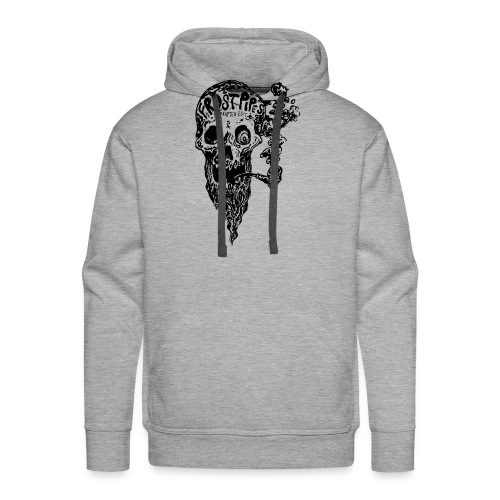 Frost Pipes The Doom Captain - Men's Premium Hoodie