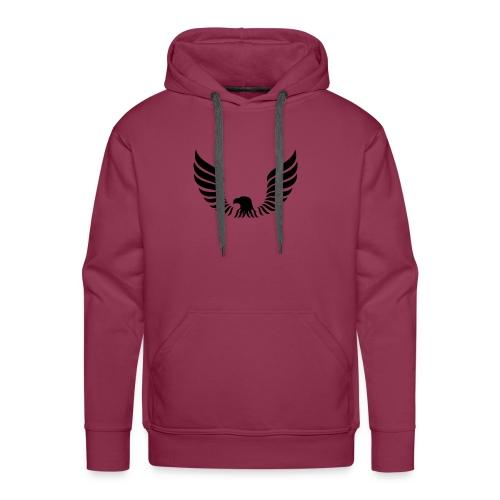 Aguila - Sudadera con capucha premium para hombre