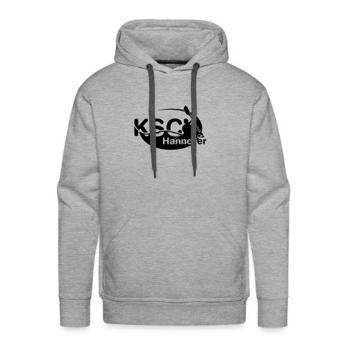 KSC Logo einfarbig - Männer Premium Hoodie