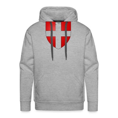 Savoie - Sweat-shirt à capuche Premium pour hommes
