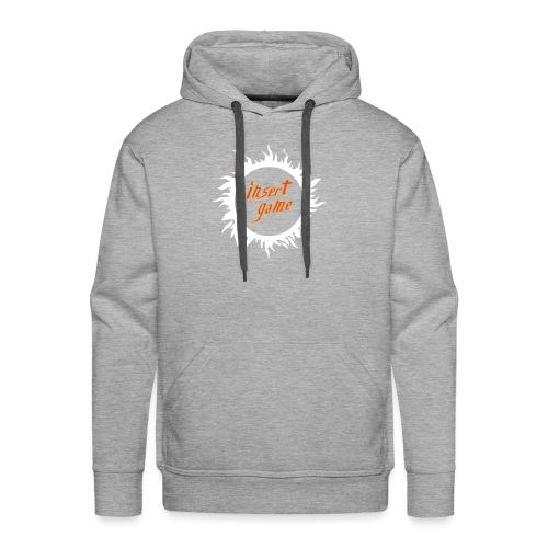 Insert Game Logo - 96 Style - Männer Premium Hoodie