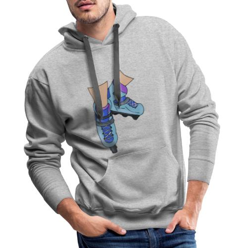 Rollerblade - Felpa con cappuccio premium da uomo