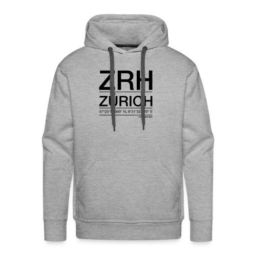 ZRH - Männer Premium Hoodie