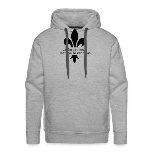 La Garde - Männer Premium Hoodie