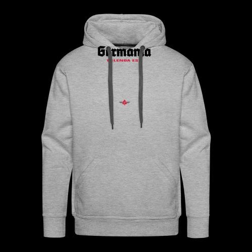 Germania delenda est - Männer Premium Hoodie
