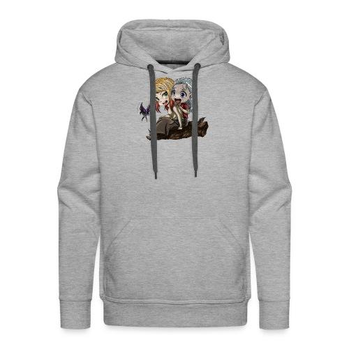 Amis d'Enfance - Sweat-shirt à capuche Premium pour hommes