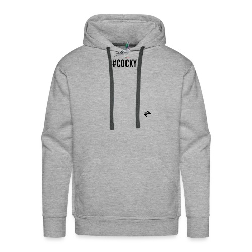 #Cocky Pigeon Limited Edition Mens T-Shirt - Men's Premium Hoodie