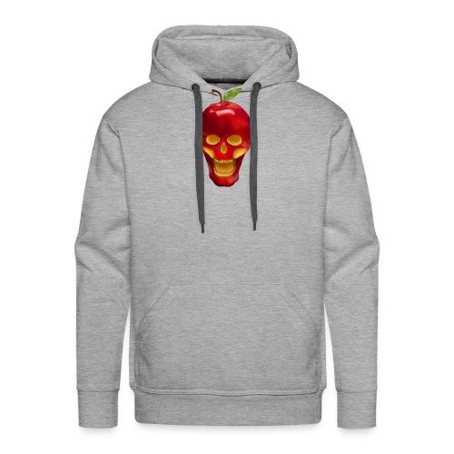 Apple Skull - Männer Premium Hoodie