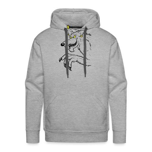 Monster Ratte - Männer Premium Hoodie