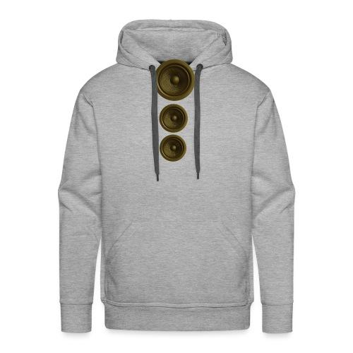 HP gold FULL - Sweat-shirt à capuche Premium pour hommes