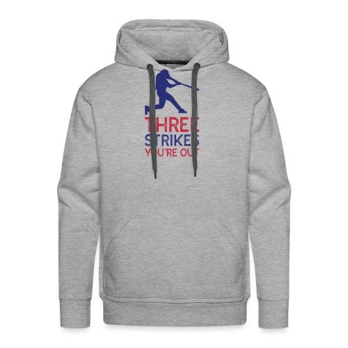 Design 103 - Sweat-shirt à capuche Premium pour hommes