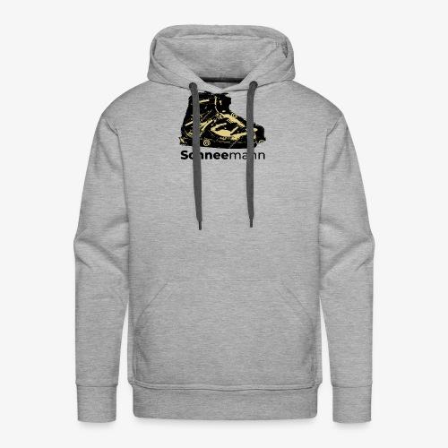 Schneemann - Männer Premium Hoodie