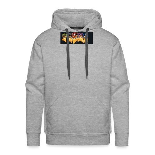 tresor chocovore - Sweat-shirt à capuche Premium pour hommes