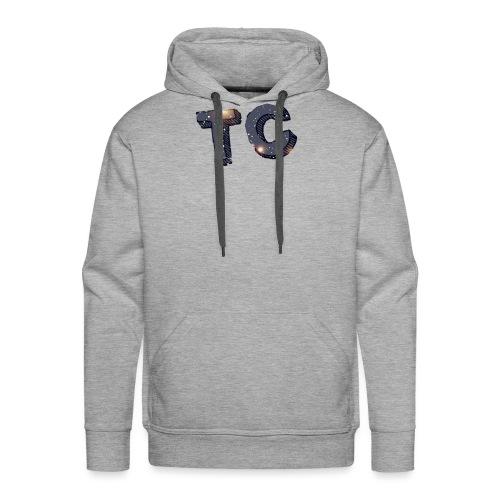 TC sternen logo - Männer Premium Hoodie