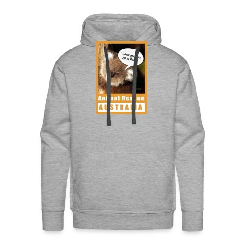 Thank You Koala - Spendenaktion Australien - Männer Premium Hoodie