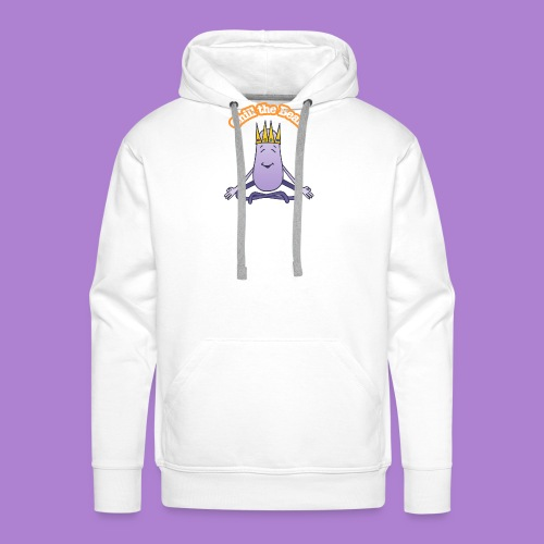Chill the Bean - Men's Premium Hoodie