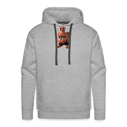 Very positive monster - Men's Premium Hoodie