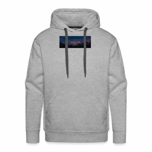 XE Partis De Rien - Sweat-shirt à capuche Premium pour hommes
