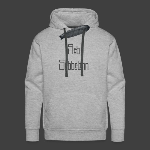 Seb Sebbelinn - Men's Premium Hoodie