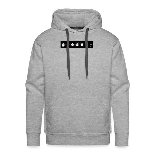 Goodboy logo - Felpa con cappuccio premium da uomo