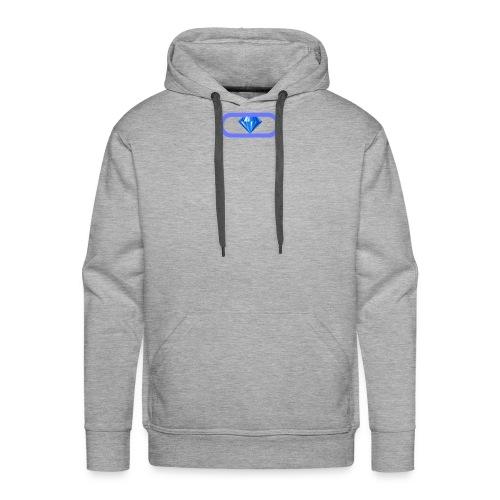 Diamand - Sudadera con capucha premium para hombre