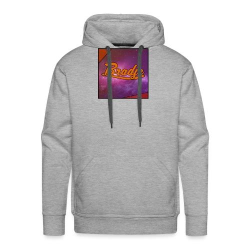 T-shirts BRADJE - Mannen Premium hoodie