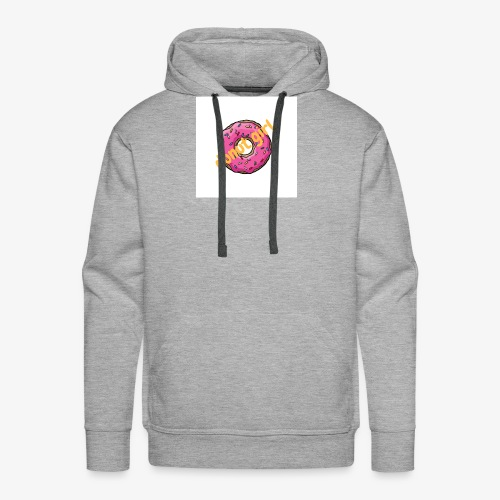 donut girl - Sudadera con capucha premium para hombre