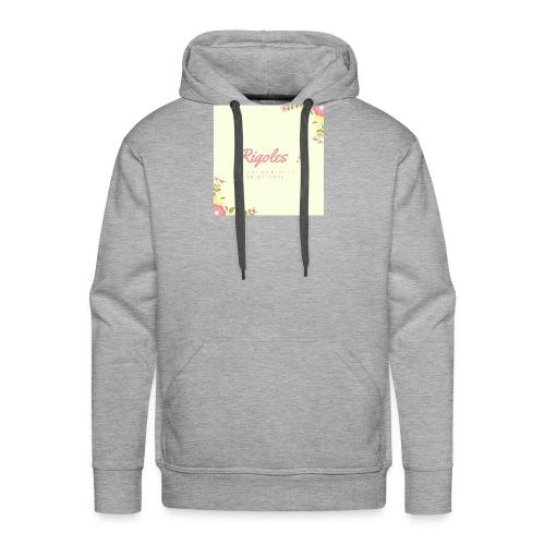 Primptemps - Sweat-shirt à capuche Premium pour hommes