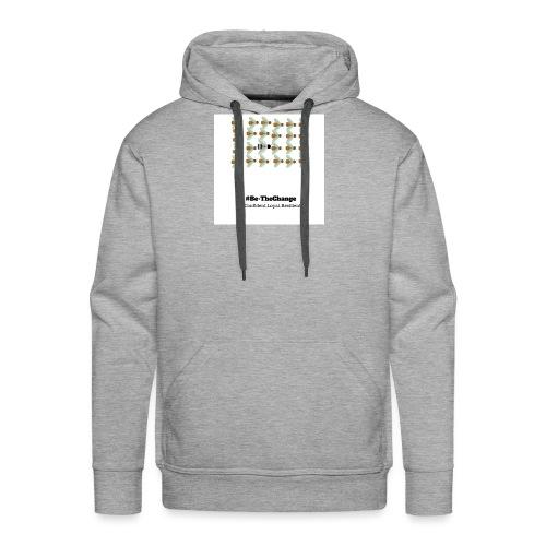 BeTheChange 1 - Men's Premium Hoodie