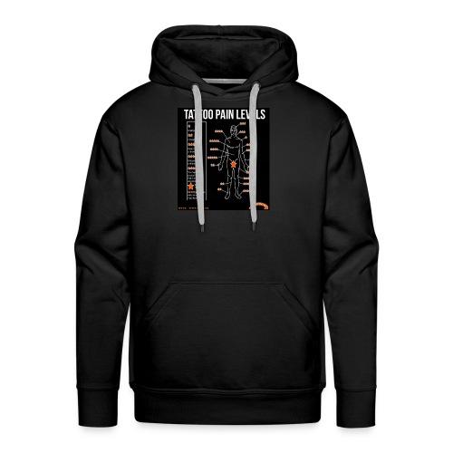 tatoo - Sweat-shirt à capuche Premium pour hommes