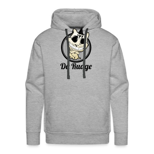Fan based shop Darudge - Mannen Premium hoodie