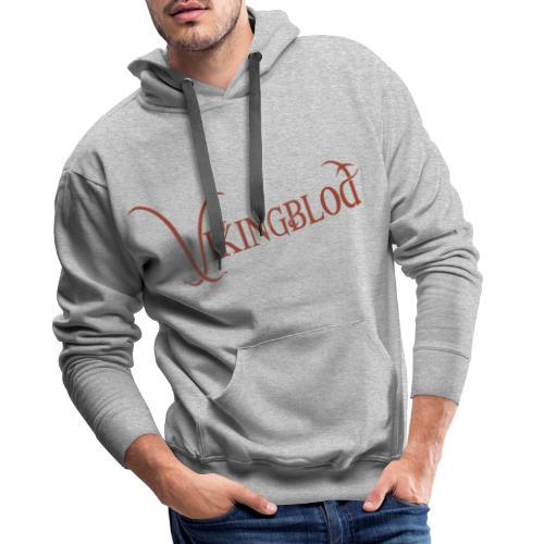 Vikingblod - Premium hettegenser for menn