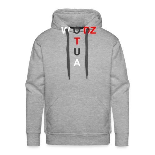 Wódz OTUA! - Bluza męska Premium z kapturem
