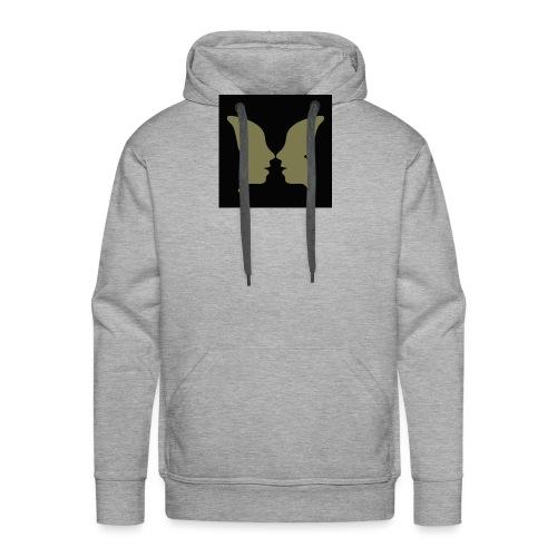 Butterfly - Miesten premium-huppari
