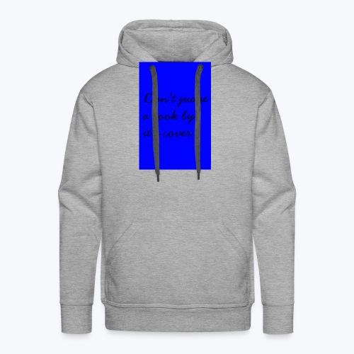 BLUE DJABBIC - Premiumluvtröja herr