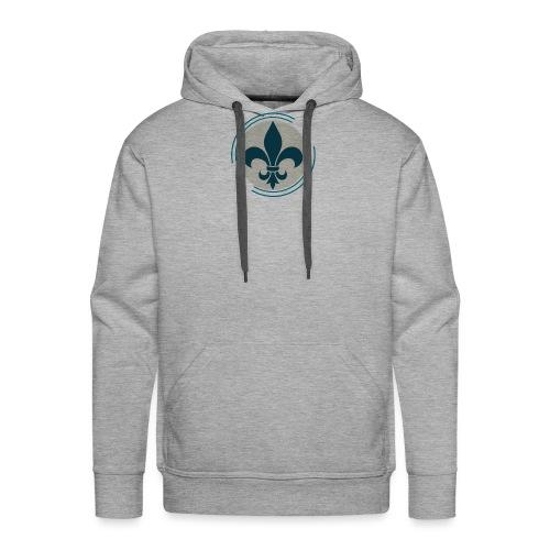 PLF BLASON REVISITÉ - Sweat-shirt à capuche Premium pour hommes