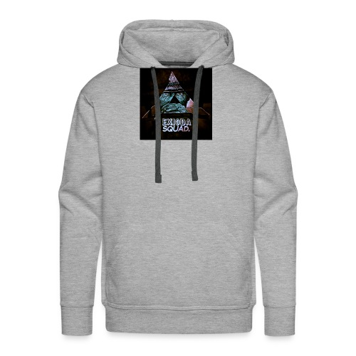LOGO DE LA EXIODA SQUAD - Sweat-shirt à capuche Premium pour hommes