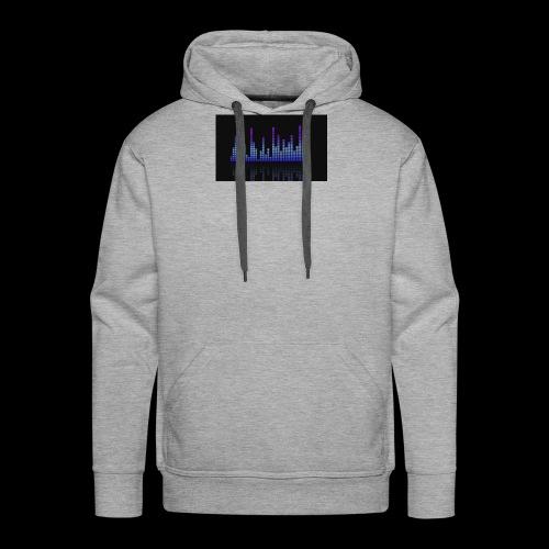 music - Männer Premium Hoodie