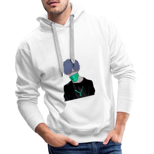 No for 22-20 order - Sweat-shirt à capuche Premium pour hommes