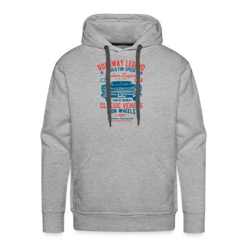 Roadway Legend - Mannen Premium hoodie