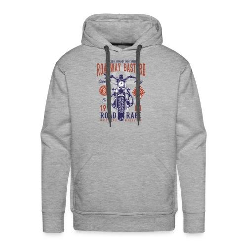 Roadway Bastard - Mannen Premium hoodie