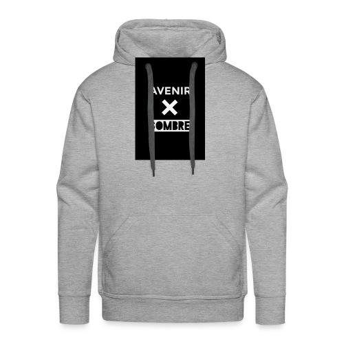 IMG_1095 - Sweat-shirt à capuche Premium pour hommes