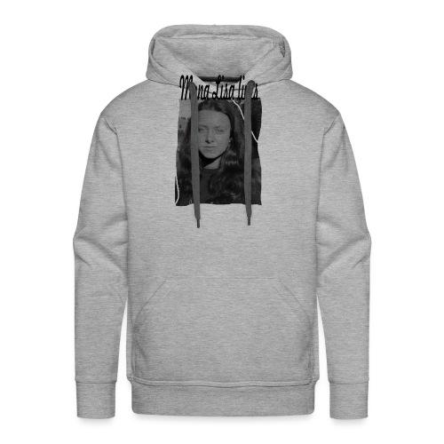 Mona Lisa lives - Männer Premium Hoodie