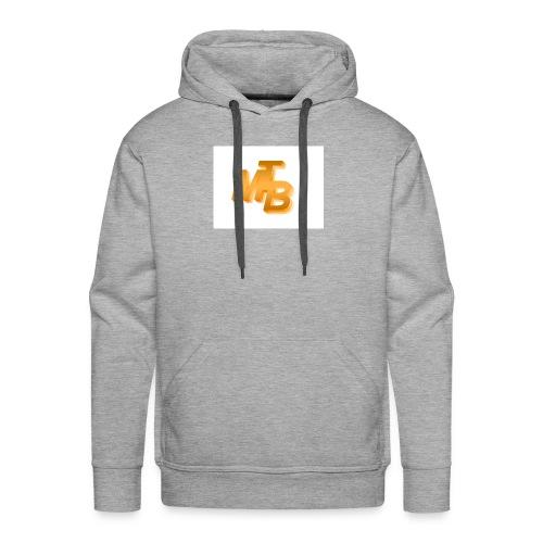 mtb logo gold - Männer Premium Hoodie