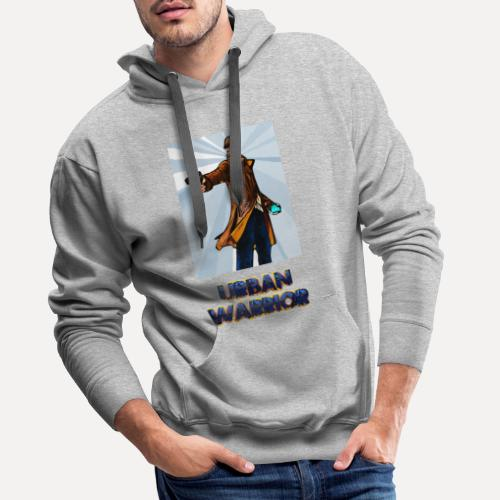 Urban Warrior - Men's Premium Hoodie