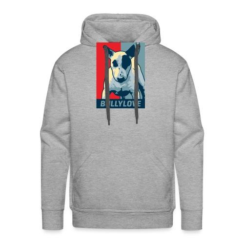 Bullterrier - Männer Premium Hoodie